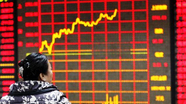 Permalink ke Perang Dagang, Bursa Saham China Bangkit