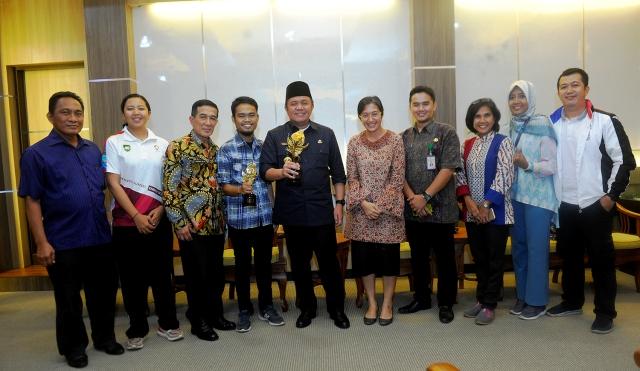 Permalink ke Sumsel Juara Umum Anugerah Pesona Indonesia 2018