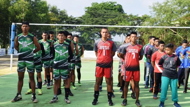 Permalink ke Dandim 0418/Palembang Buka Tournament Bola Volly