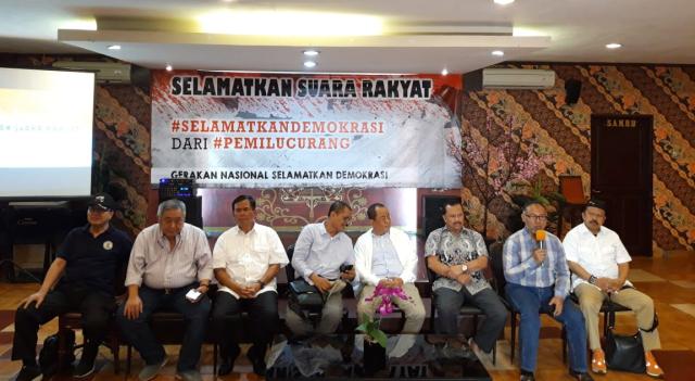Permalink ke Eks Pimpinan KPK: Pemilu 2019 Terburuk Pasca Reformasi