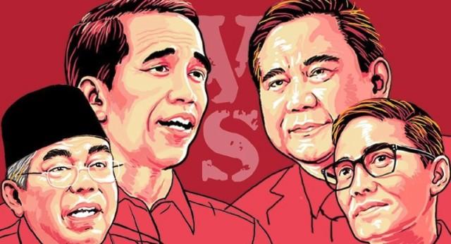 Permalink ke Real Count KPU 26%: Jokowi-Amin 55,39% Prabowo-Sandi 44,61%