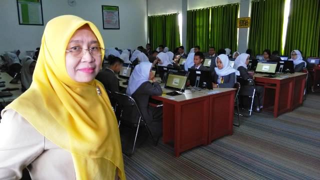 Permalink ke 411 Siswa SMA Negeri 3 Palembang, Ikuti UNBK 2019