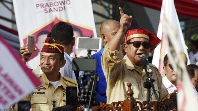 Permalink ke BPN: Luhut Utusan Jokowi, akan Bertemu Prabowo