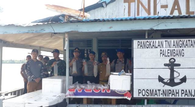 Permalink ke Lanal Palembang Gagalkan Penyelundupan  20 Ribu Baby Lobster Keluar Negeri