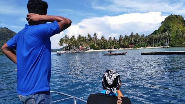 Permalink ke Berlibur Seru Sambil Melihat Indahnya Pulau Pasumpahan Sumbar