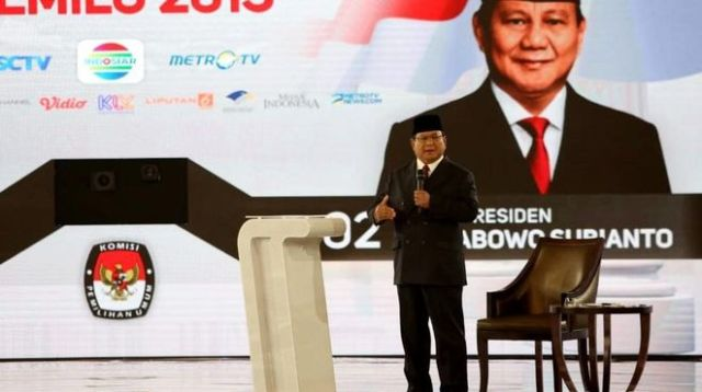Permalink ke Tepis HNW, Demokrat Sebut 62 Persen Bukan Data Prabowo Menang