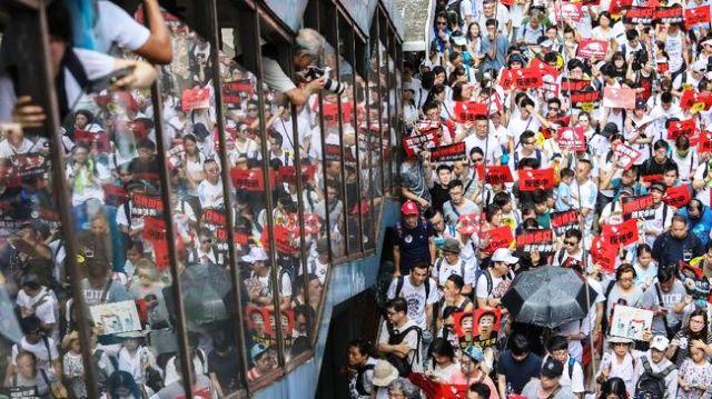 Permalink ke RUU Ekstradisi Picu Aksi Protres Terbesar di Hong Kong