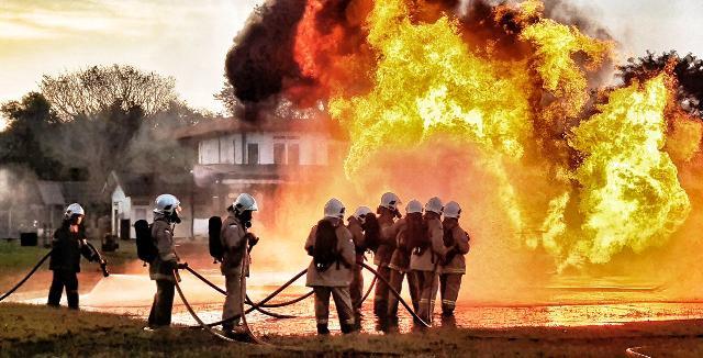 Permalink ke Pertamina Gelar  Ketangkasan Rescue & Fire Fighting Combat