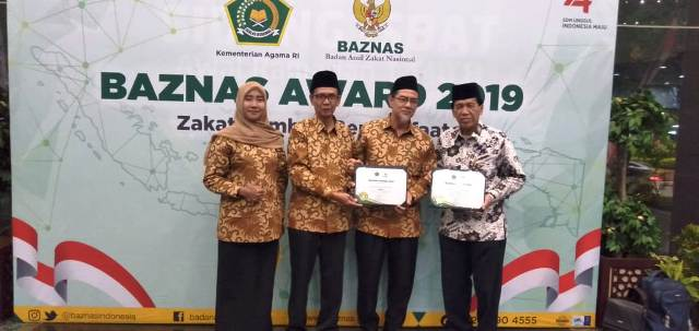 Permalink ke Laporan Tahunan Baznas Muba Dinobatkan Terbaik 3 (tiga) se-Indonesia