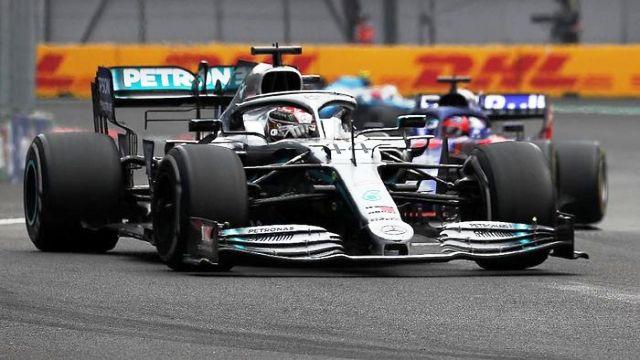 Permalink ke Hamilton Selangkah Menuju Juara Dunia F1
