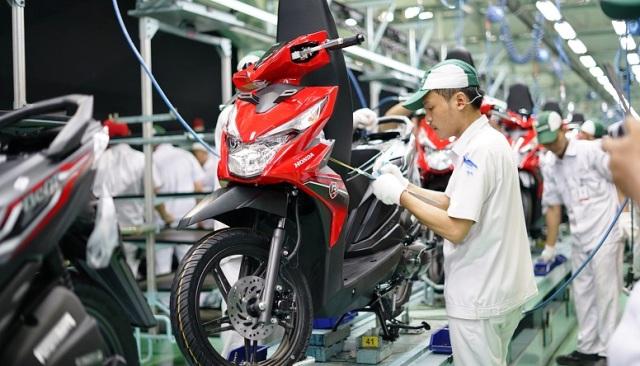 Permalink ke Ekspor Skutik Favorit Honda BeAT Melonjak 43%