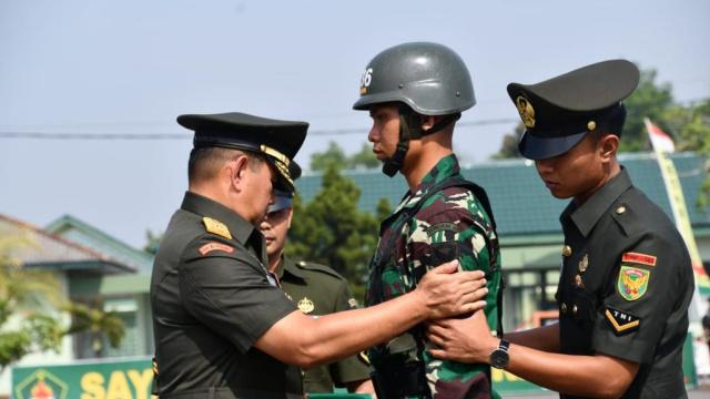 Permalink ke 403 Calon Prajurit Bintara Dididik Di Rindam II/Swj
