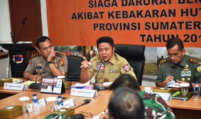 Permalink ke Gubernur Perpanjang Status Satgas Karhutla Sumsel Sampai Desember