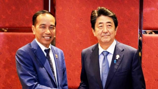 Permalink ke Jepang Dukung Prioritas Program Pembangunan Jokowi
