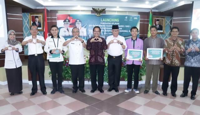 Permalink ke Pemkab Muba Launching Aplikasi SIKD