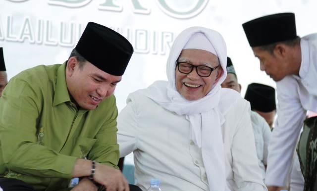 Permalink ke Peringati Maulid Nabi, Pemkab Muba Hadirkan KH M Anwar Manshur