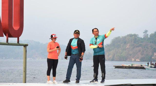 Permalink ke Sriwijaya Ranau Gran Fondo Sumsel Segera Jadi Destinasi Andalan Nasional