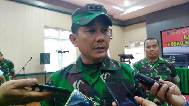 Permalink ke Cuaca Masih Ekstrim dan Berpotensi Karhutla, Prajurit TNI Digeser ke OKI