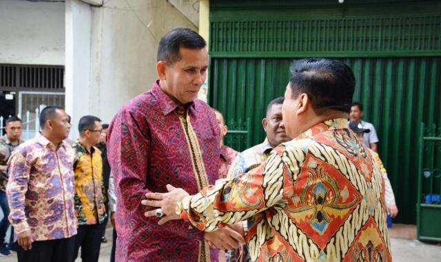 Permalink ke Pangdam II/Sriwijaya Silaturahmi Imlek Dengan Tokoh Tionghoa