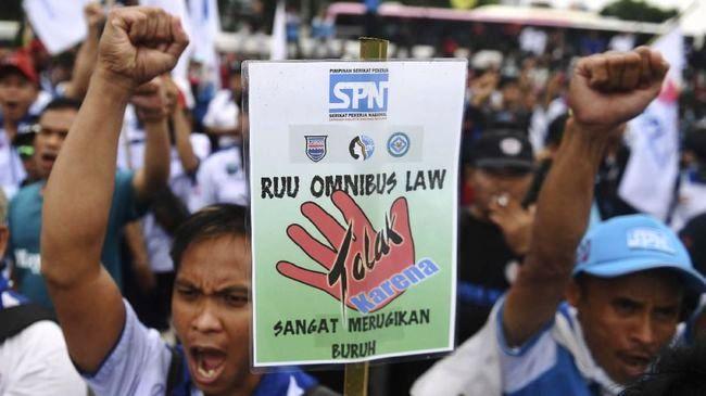 Permalink ke Susun Omnibus Law, Pemerintah dan DPR Dinilai Langgar Prinsip