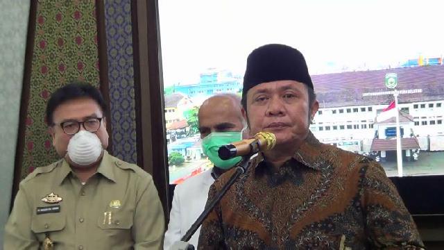 Permalink ke Minimalisir Penyebaran Covid-19, Gubernur Sumsel Ingatkan Warga Pakai Masker