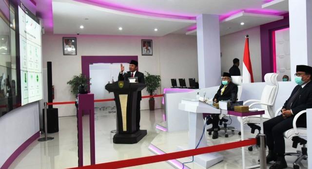 Permalink ke Gubernur Sumsel Sampaikan Pengantar LKPJ ke DPRD