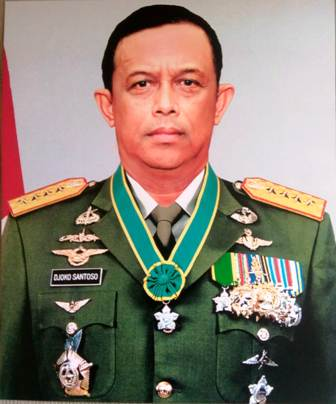 Permalink ke Mantan Panglima TNI Jenderal TNI (Purn) Djoko Santoso Tutup Usia