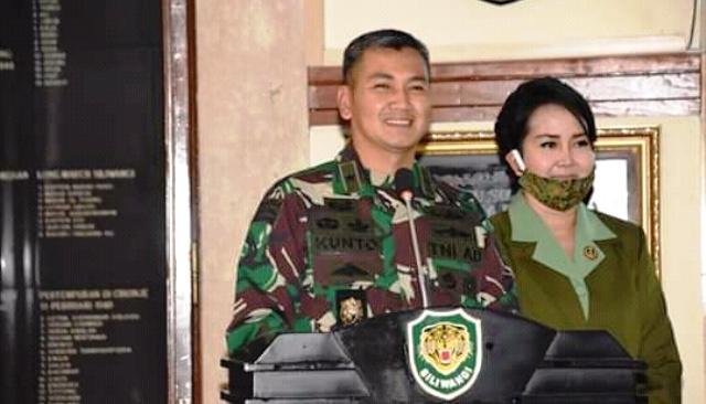 Permalink ke Brigjen TNI Kunto Arief Wibowo Resmi Jabat Kasdam III/ Siliwangi
