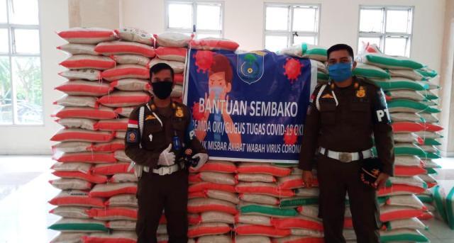 Permalink ke Dinsos OKI: Ratusan Ton Paket Sembako Dipastikan Sampai ke Penerima