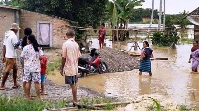 Permalink ke Empat Kecamatan di Kabuptan OKU Selatan Terdampak Banjir Bandang