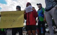 Permalink ke Tak Punya Alat Pertandingan, Atlet PON Sumsel Minta Sumbangan di Lampu Merah