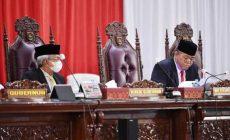 Permalink ke Pendapat Akhir Praksi DPRD Sumsel Terhadap 9 Raperda Provinsi Sumsel