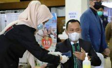 Permalink ke Sebanyak 75 Anggota DPRD Sumsel Menjalani VaksinasiPertama