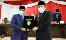 Permalink ke DPRD dan Gubernur SumselSetujui7 Raperda Usulan Eksekutif