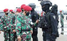 Permalink ke Dankoopssus: TNI Tak Akan Biarkan Aksi Teroris Ancam Kehidupan Masyarakat