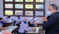 Permalink ke PTM, Muba Zero COVID-19 Cluster Anak Sekolah, DRA: Tetap Jaga Prokes