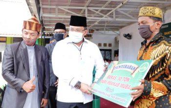 Permalink ke 1000 Ustadz-Ustadzah di Muba Dapat Bantuan Rp600 Ribu Selama Tiga Bulan