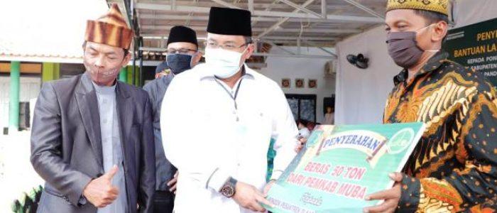 1000 Ustadz-Ustadzah di Muba Dapat Bantuan Rp600 Ribu Selama Tiga Bulan