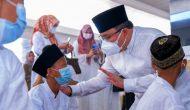 Permalink ke Bupati Dodi Reza Beri Santunan Anak Yatim dan Dhuafa