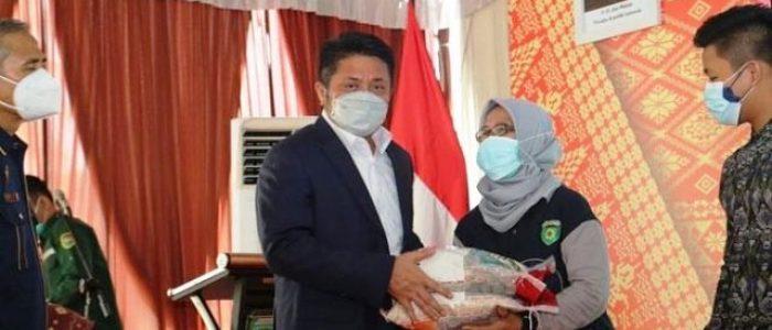 Gubernur Sumsel – IKB Manku Menebar Kebaikan untuk Masyarakat