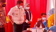 Permalink ke Sebanyak 250 Pedagang Pasar Cinde Palembang Jalani Vaksinasi