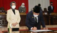 Permalink ke DPRD Sumsel Ketuk Palu Setujui Dua Raperda Usulan Pemprov Sumsel