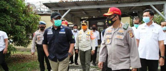 Herman Deru Harapkan SPN Betung Bisa Bertaraf International