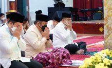 Permalink ke Gubernur Sholat Eid di Griya Agung, Wagub DikediamanJalan Musyawarah