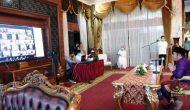 Permalink ke Virtual, Herman Deru Silaturahmi dengan Masyarakat dan Bupati- Walikota