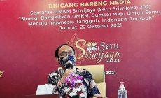"Permalink ke Dukung UMKM, Bank Indonesia Siap Gelar ""Seru Sriwijaya"""