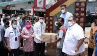 Permalink ke Pemkab Palembang dan Grub Astra Salurkan Paket Sembako
