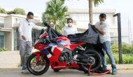 Permalink ke Astra Motor Serahkan CBR600RR ke Konsumen Pertama di Indonesia