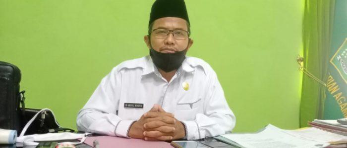 Pemberangkatan Haji Dibatalkan, Kemenag OKU Timur Minta Jamaah Bersabar