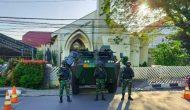 Permalink ke Patroli Gabungan TNI-POLRI Dan Pemda Siap Amankan Gereja Perayaan Paskah 2021